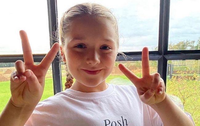 До сліз: Вікторія Бекхем зворушила мережу листом від 9-річної дочки