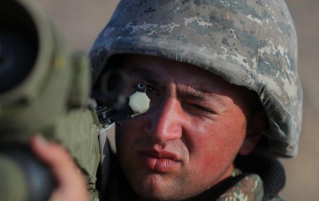 Наступление Азербайджана в Карабахе остановлено, - минобороны Армении