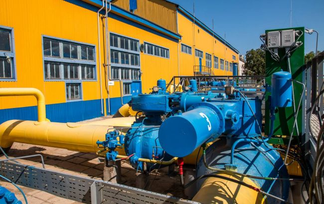 Молдова почала закачування газу для зберігання в українських ПСГ