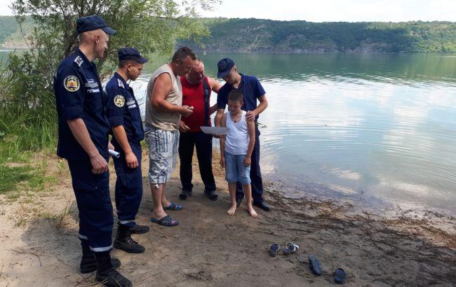 З початку року на водоймах України загинули майже 500 осіб