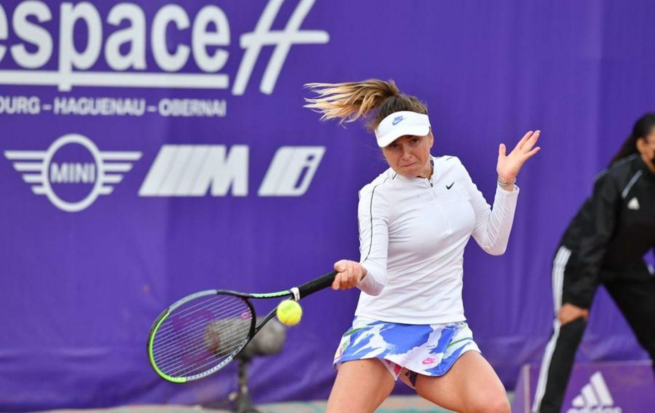 Свитолина уступила первой ракетке в полуфинале турнира WTA в Маями