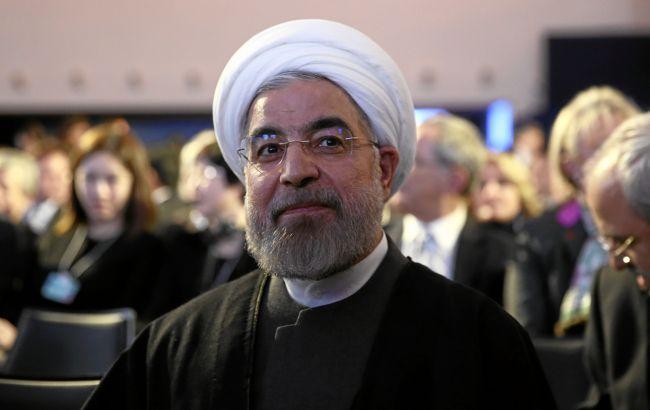 Президент Ірану оцінив збитки від санкцій США