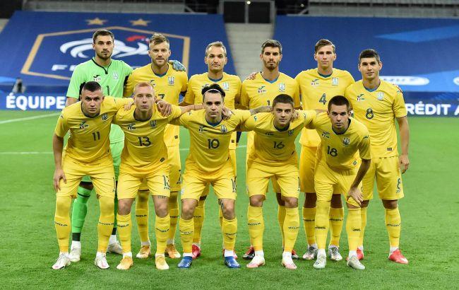 Збірна України буде у другому кошику при відборі на ЧС-2022