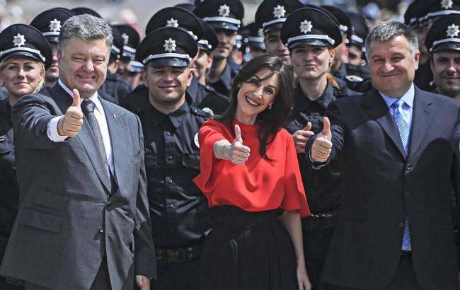 Порошенко не исключает, что Национальную полицию возглавит иностранец