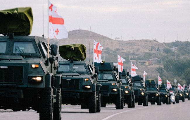 Грузія виводить війська з Афганістану