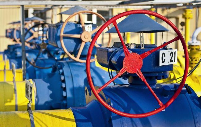 Украина ссамого начала отопительного сезона сократила запасы вПХГ на43,1%