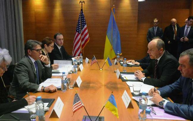 США и Украина обсудили сотрудничество в атомной энергетике