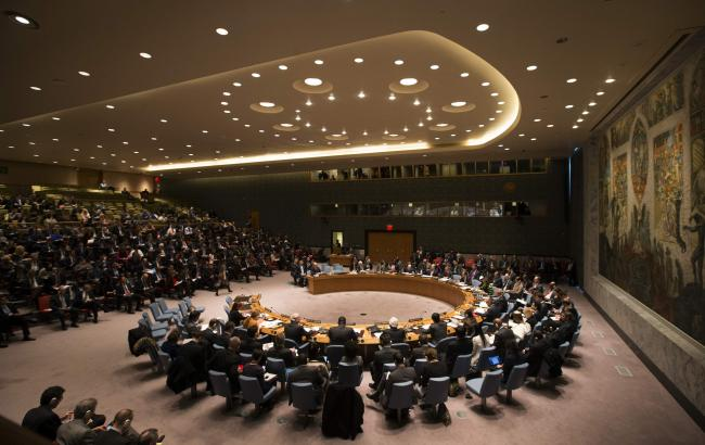 Кандидатура Украины не имеет конкурентов на выборах членов Совбеза в ООН