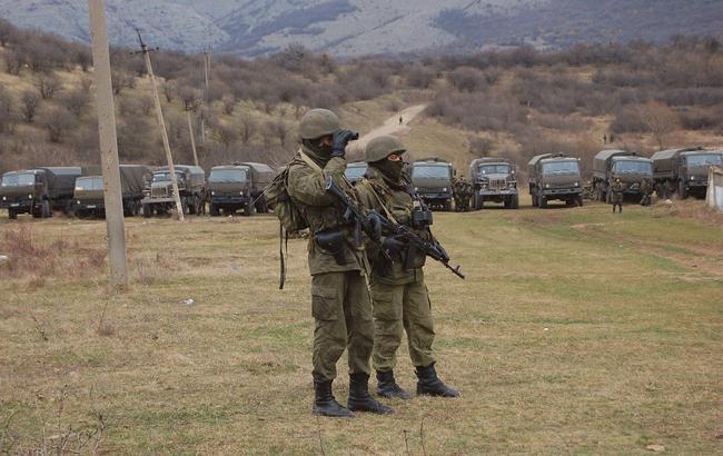 Фото: Російські війська в Криму (pixabay.com/ru/users/chief39)