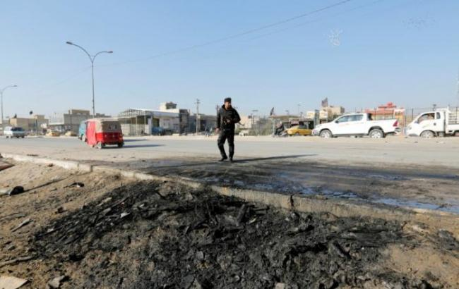 Восемь человек погибли при взрыве вцентре Багдада