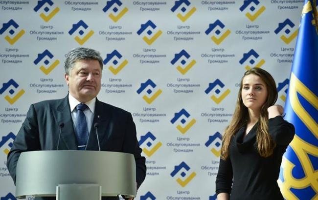 Порошенко представив майбутнього керівника Одеської митниці