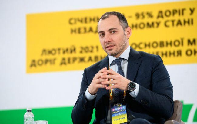"""Глава """"Укравтодора"""" назвал возможные дополнительные источники финансирования строительства дорог"""