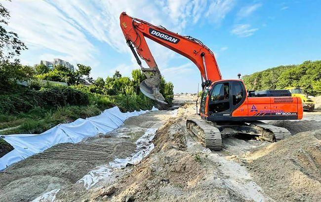 Південний обхід Дніпра вийшов на новий рівень реалізації проекту