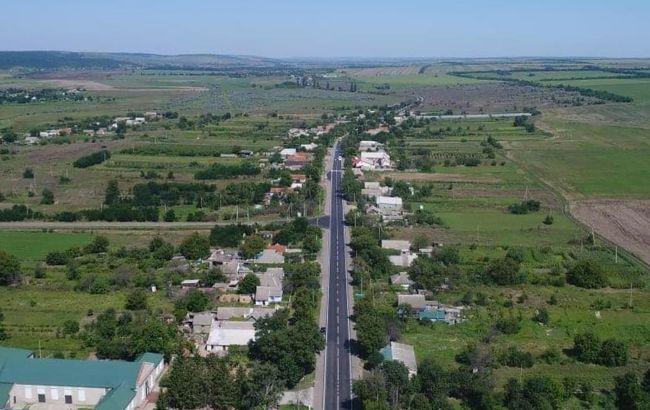 В Одесской области завершили строительство нового участка трассы Р-33