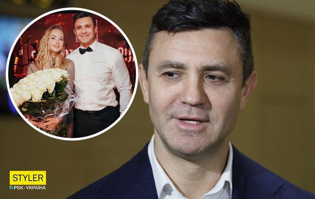 Нардеп Тищенко устроил шикарный праздник для жены в разгар карантина (видео)