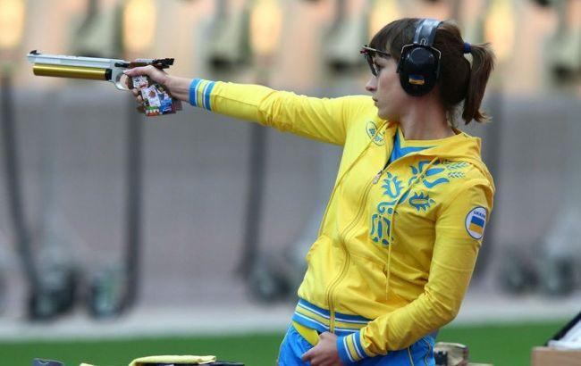 Украинка стала чемпионкой Европы пострельбе