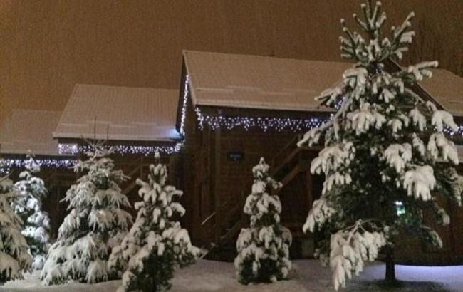 Зимова казка: всього за одну ніч Буковель завалило снігом
