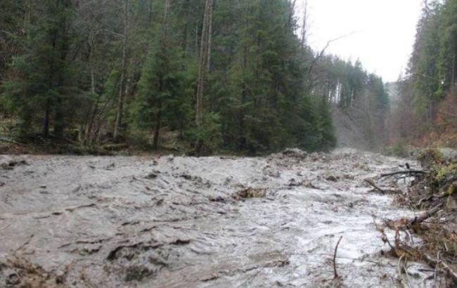 Фото: у горах iснує загроза формування селевих потоків