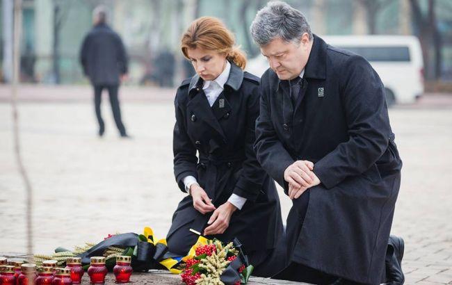 В Україні пройшла хвилина мовчання в пам