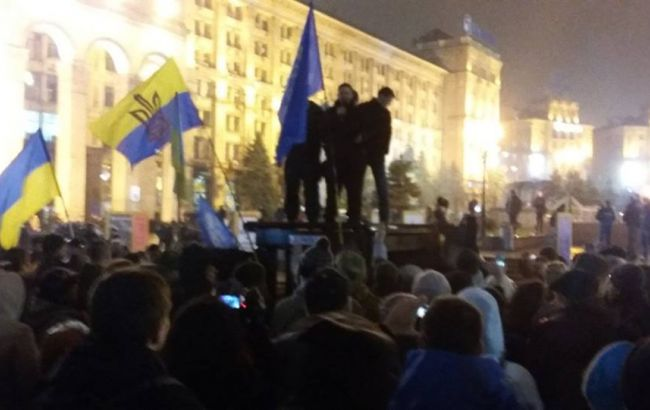 Фото: Майдан Независимости