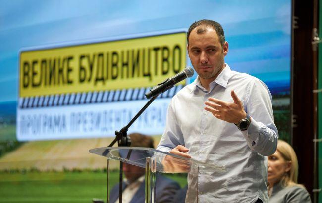 Кубраков: в Луганской области за 2020-2021 обновят в 4 раза больше дорог, чем за последние 10 лет