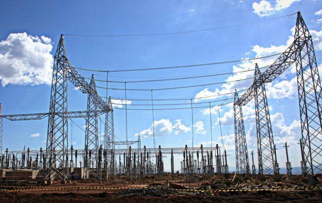 «Укрэнерго» запустило новейшую линию электропередач отХмельницкой АЭС доподстанции «Киевская»