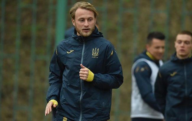 Гравець збірної України включений до команди тижня Ліги Європи
