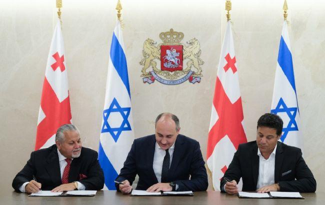 Грузия будет производить израильские штурмовые винтовки M4