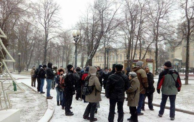 """У Москві на """"Марші змін"""" затримали 14 осіб"""