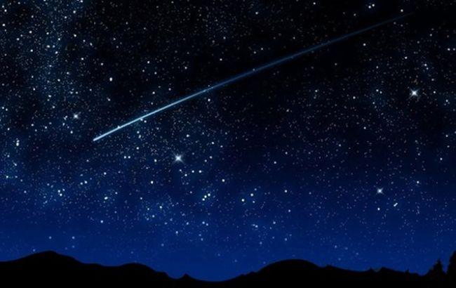 Фото: с 11 по 13 августа в Украине можно наблюдать звездопад Персеиды