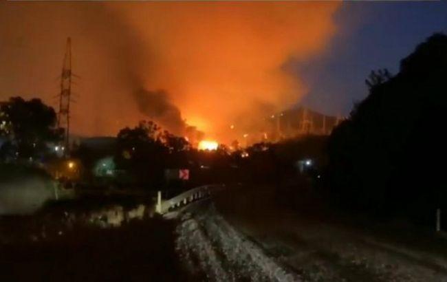 Лісова пожежа в Туреччині досягла теплоелектростанції: людей евакуюють