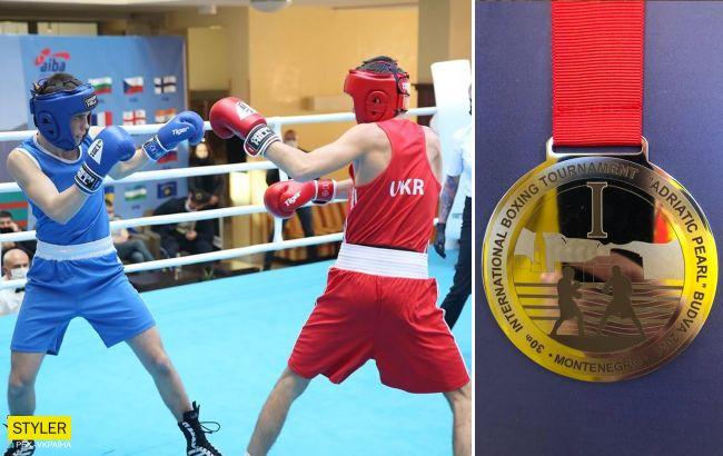 """Украинские боксеры """"сделали"""" россиян и получили четыре золотые награды"""