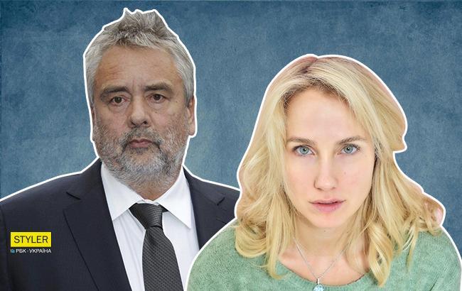 27-річна актриса звинуватила Люка Бессона в зґвалтуванні