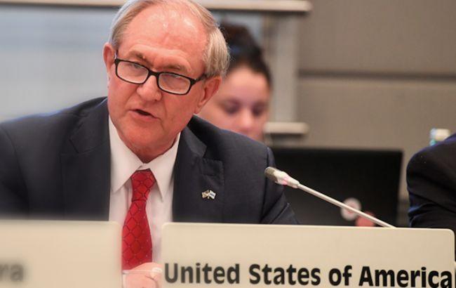 США пообіцяли в ОБСЄ продовжувати санкції проти Росії до деокупації Криму