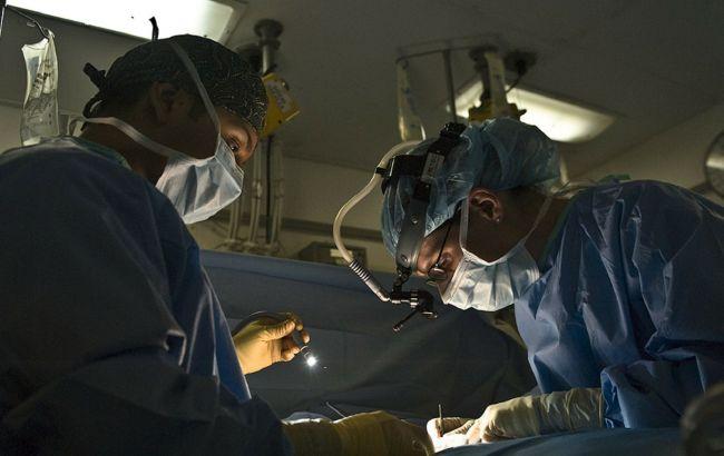 У Черкасах вперше пересадили органи одного донора кільком пацієнтам
