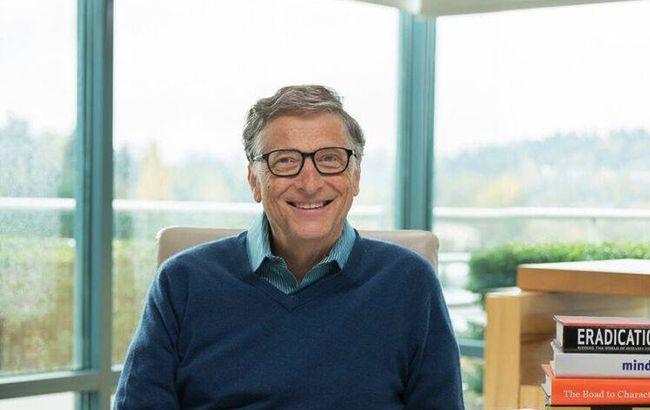 Білл Гейтс залишає правління Microsoft