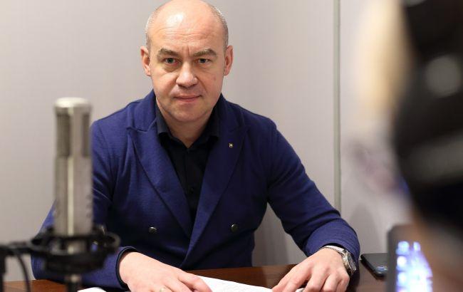 Мэр Тернополя Надал переизбрался на третий срок