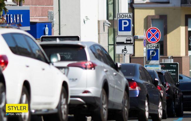 У Києві знайшли вихід із проблеми з парковками