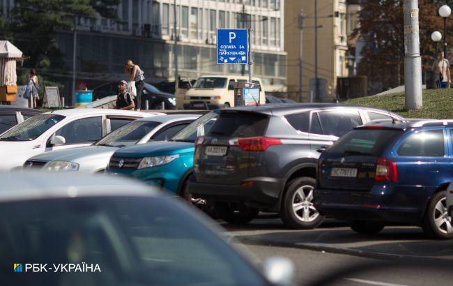 Украинцам хотят разрешить фотографировать нарушения ПДД и получать за это деньги