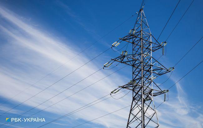 Экспорт электроэнергии из Украины вдвое превысил импорт