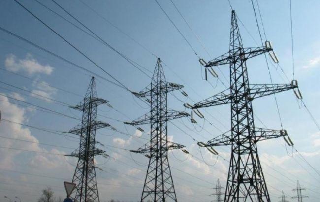 """""""Укренерго"""" підтвердило відключення потоку електроенергії в Крим"""