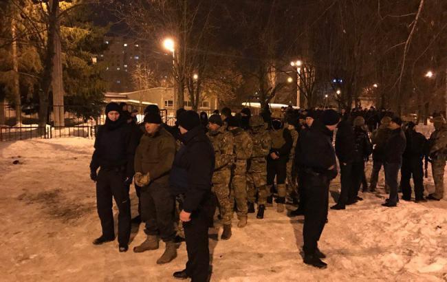 Фото: стрельба в Харькове