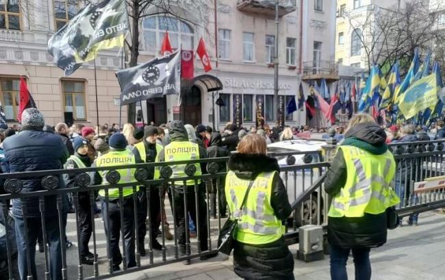 Фото: охорона громадського порядку (kyiv.npu.gov.ua)