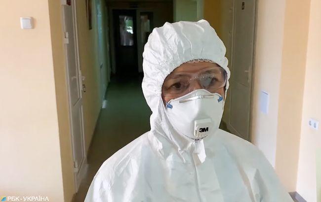 Больницу в Харьковской области закроют на карантин из-за вспышки коронавируса