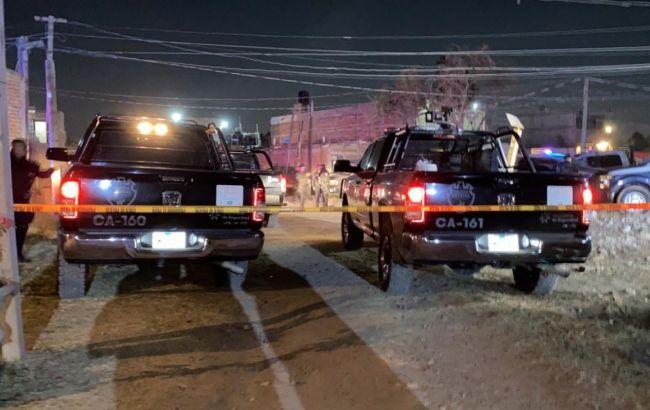 У Мексиці під час збройного нападу загинули понад 10 осіб