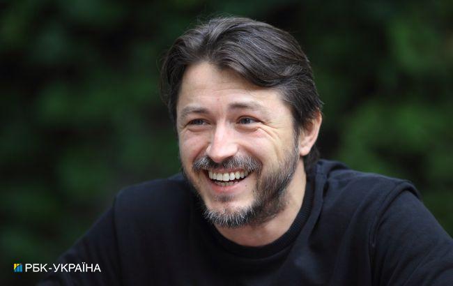 Сергій Притула знову став батьком: ніжне фото з малятком на руках