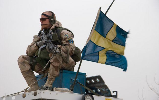 Фото: армія Швеції