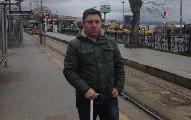 """У """"Борисполі"""" затримали розшукуваного Інтерполом журналіста з Азербайджану"""