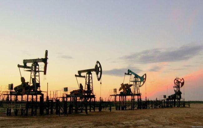 Ціна нафти Brent опустилася нижче 41 долара за барель