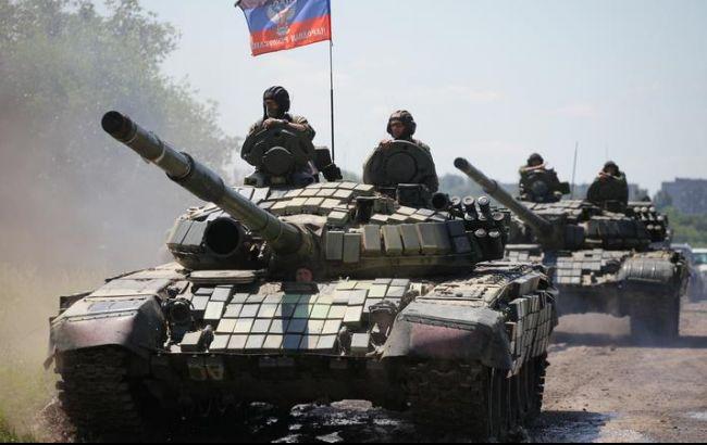 Командування РФ планує сформувати на окупованому Донбасі танкову бригаду, - ІС